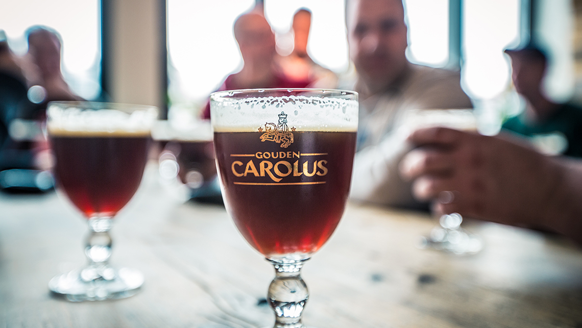 City Beer Golf Gouden Carolus